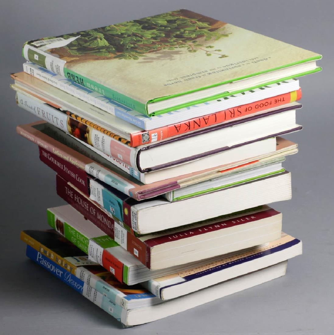Cookbooks from Martha Stewart Library - 3