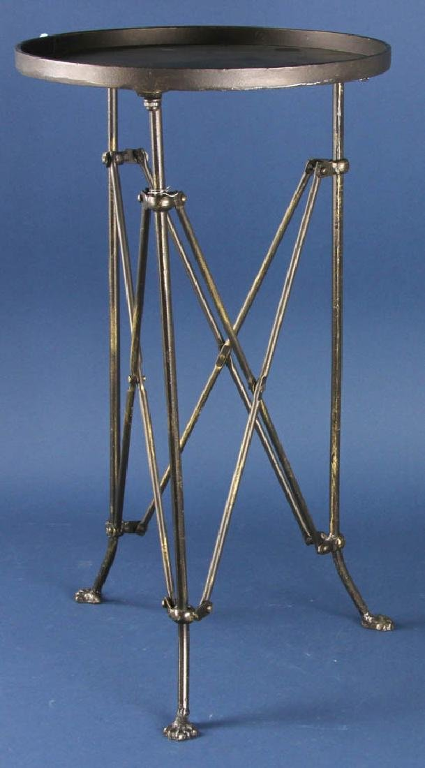 Wrought Iron Plant Stand - 2