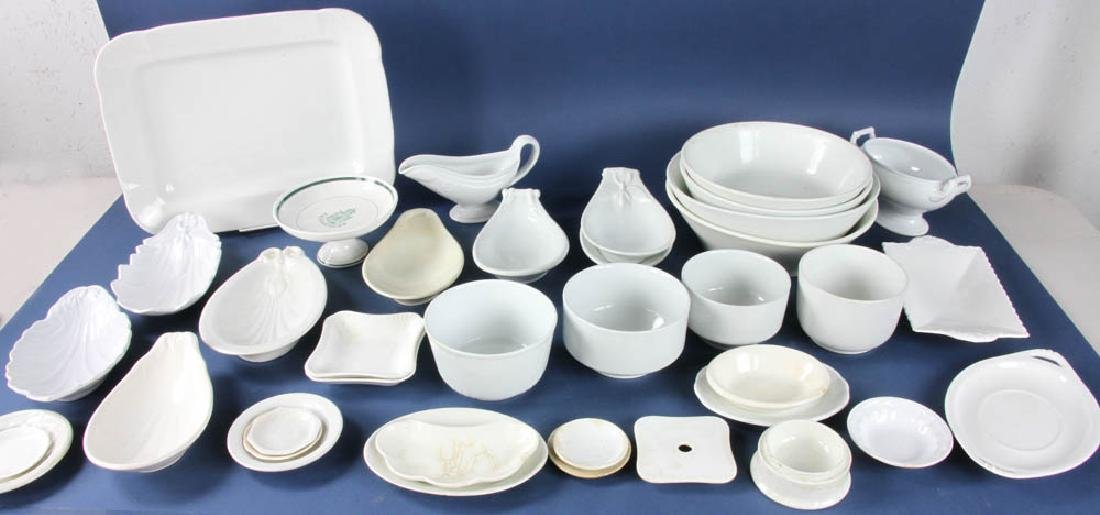Group of English Ironstone Ware Items