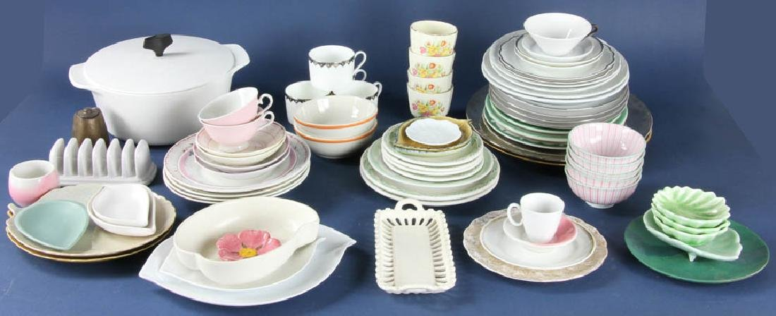 Group of Assorted China Pieces