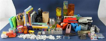 Group of Office Related Items