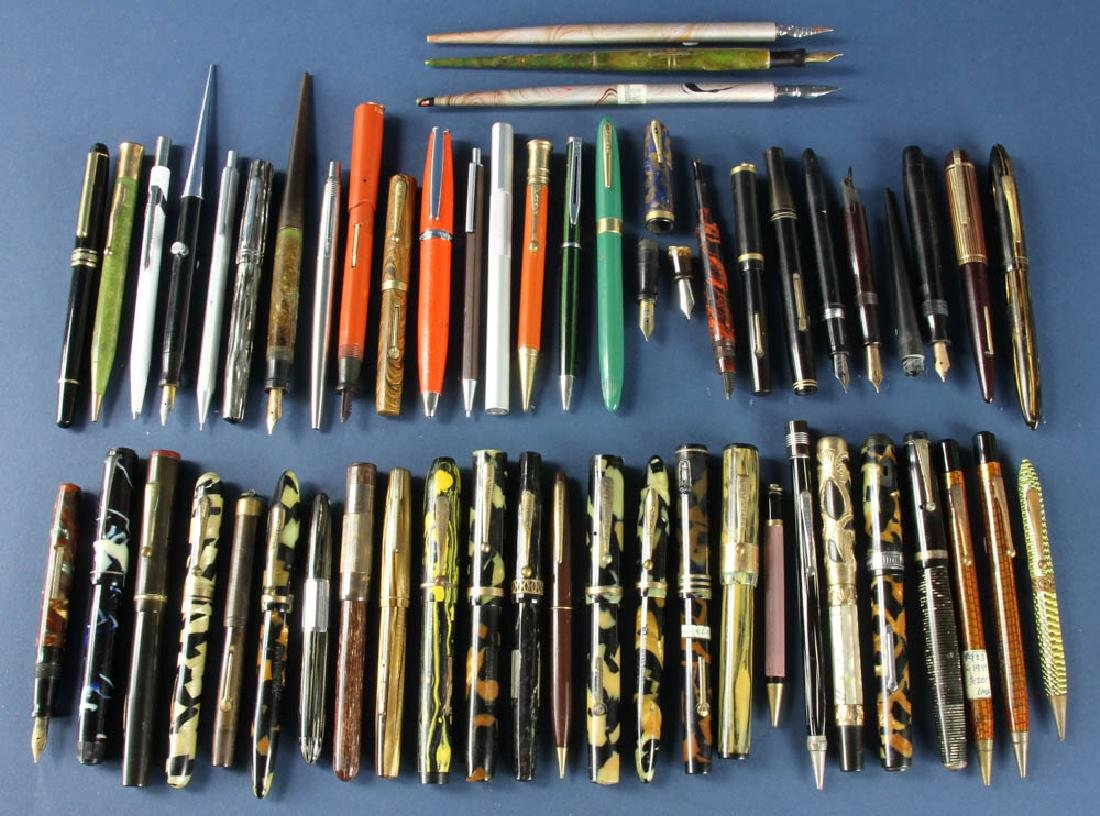 Collection of Pens