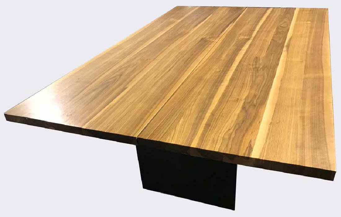 Exotic Wood Dining Table By Mobimex