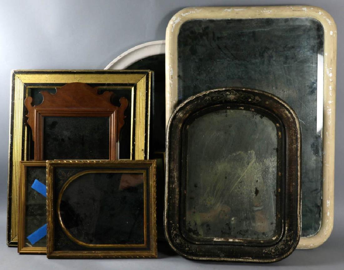 Assortment of Mirrors