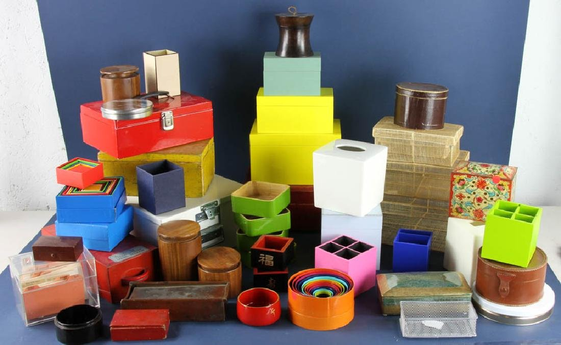 Miscellaneous Boxes and Containers