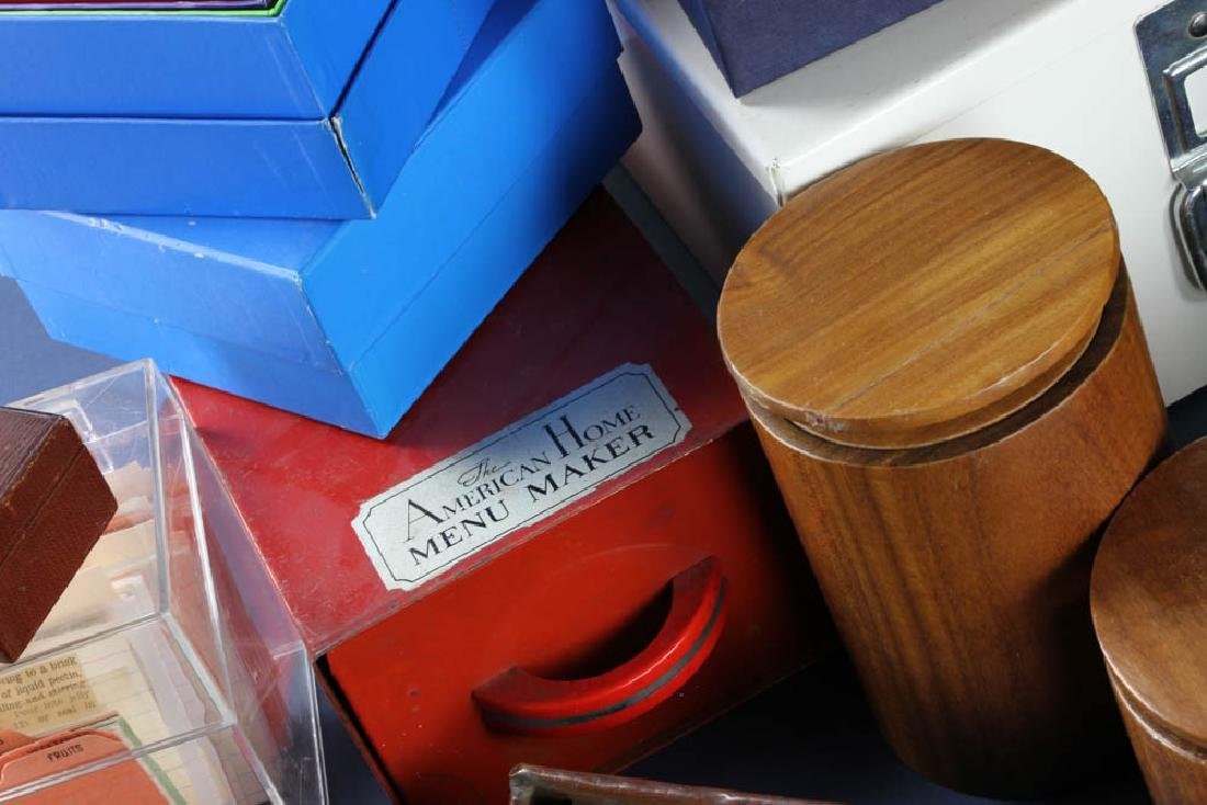 Miscellaneous Boxes and Containers - 3