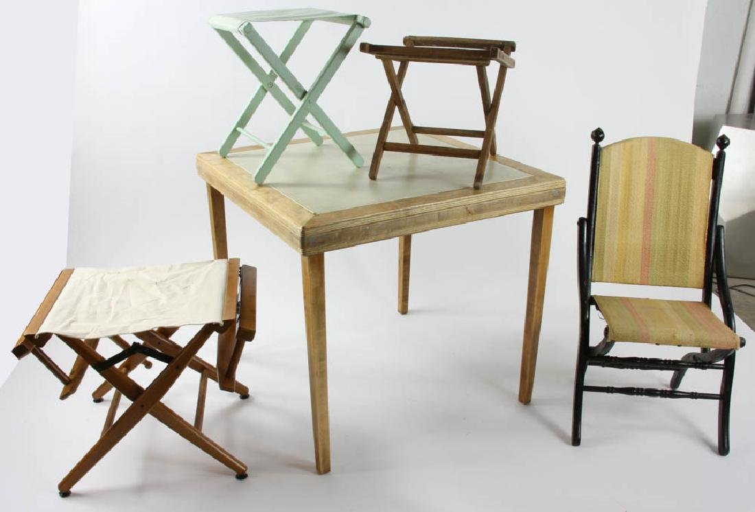 Miscellaneous Tables and Chairs