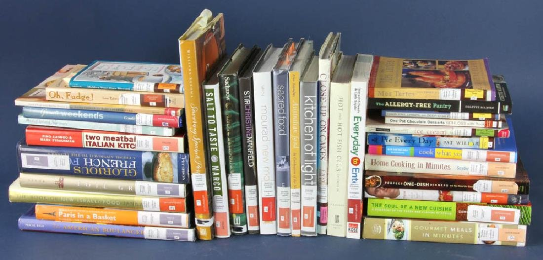 Cookbooks from Martha Stewart Library