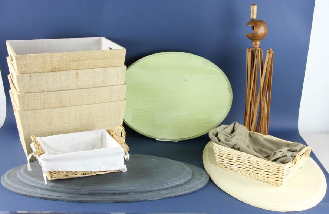 Baskets and Boards
