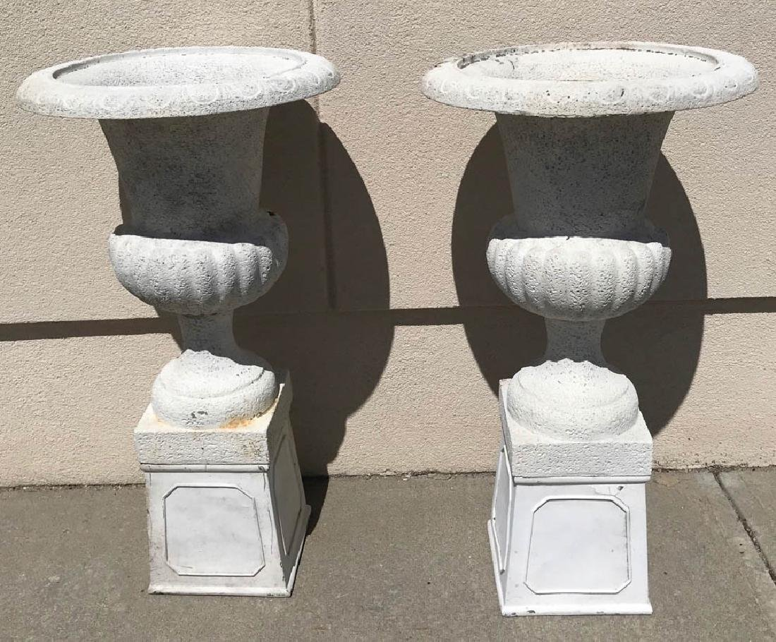 Pair of Classical Urns