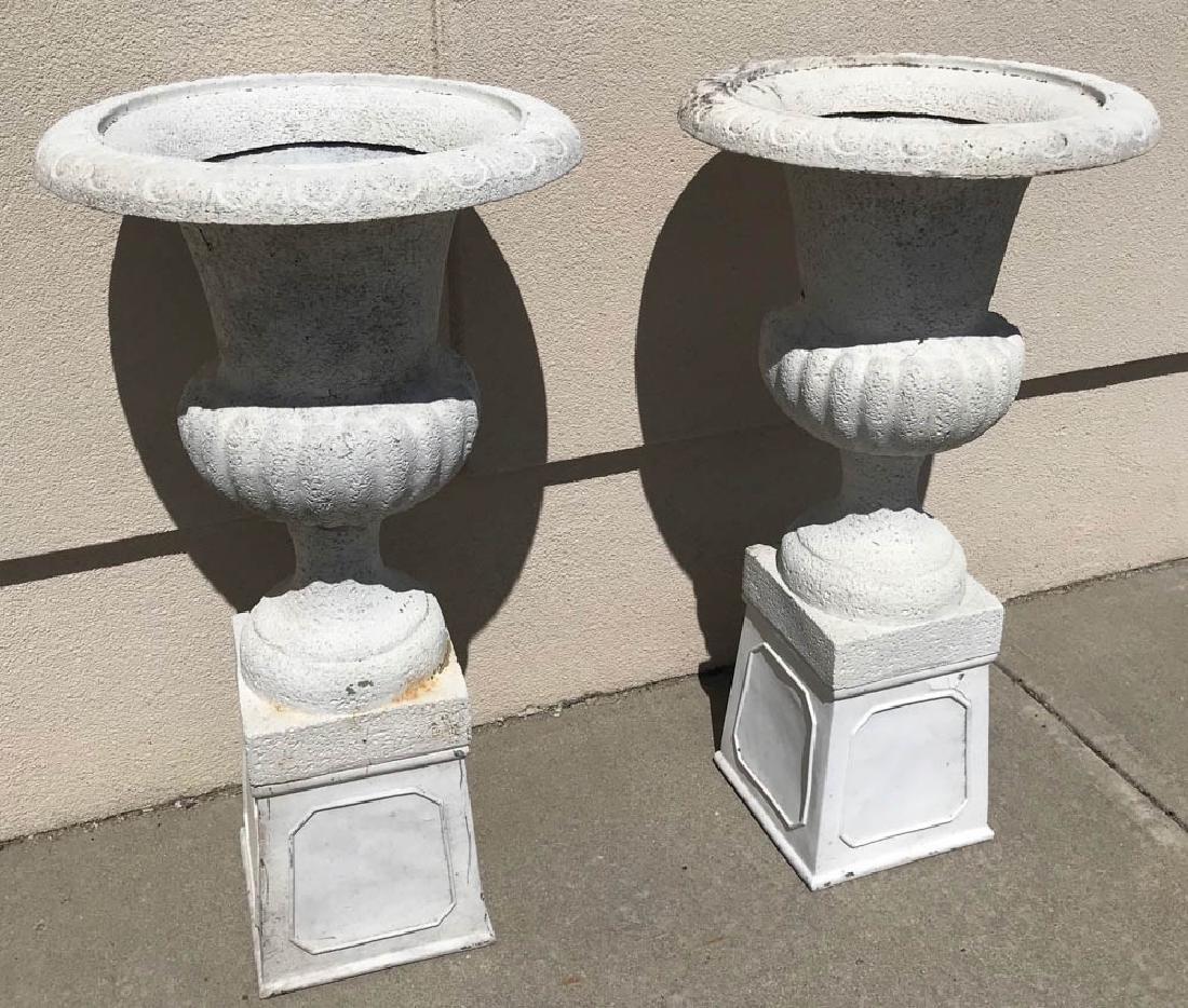 Pair of Classical Urns - 2