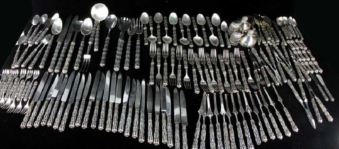 Roux Marquiand Silver Flatware Set