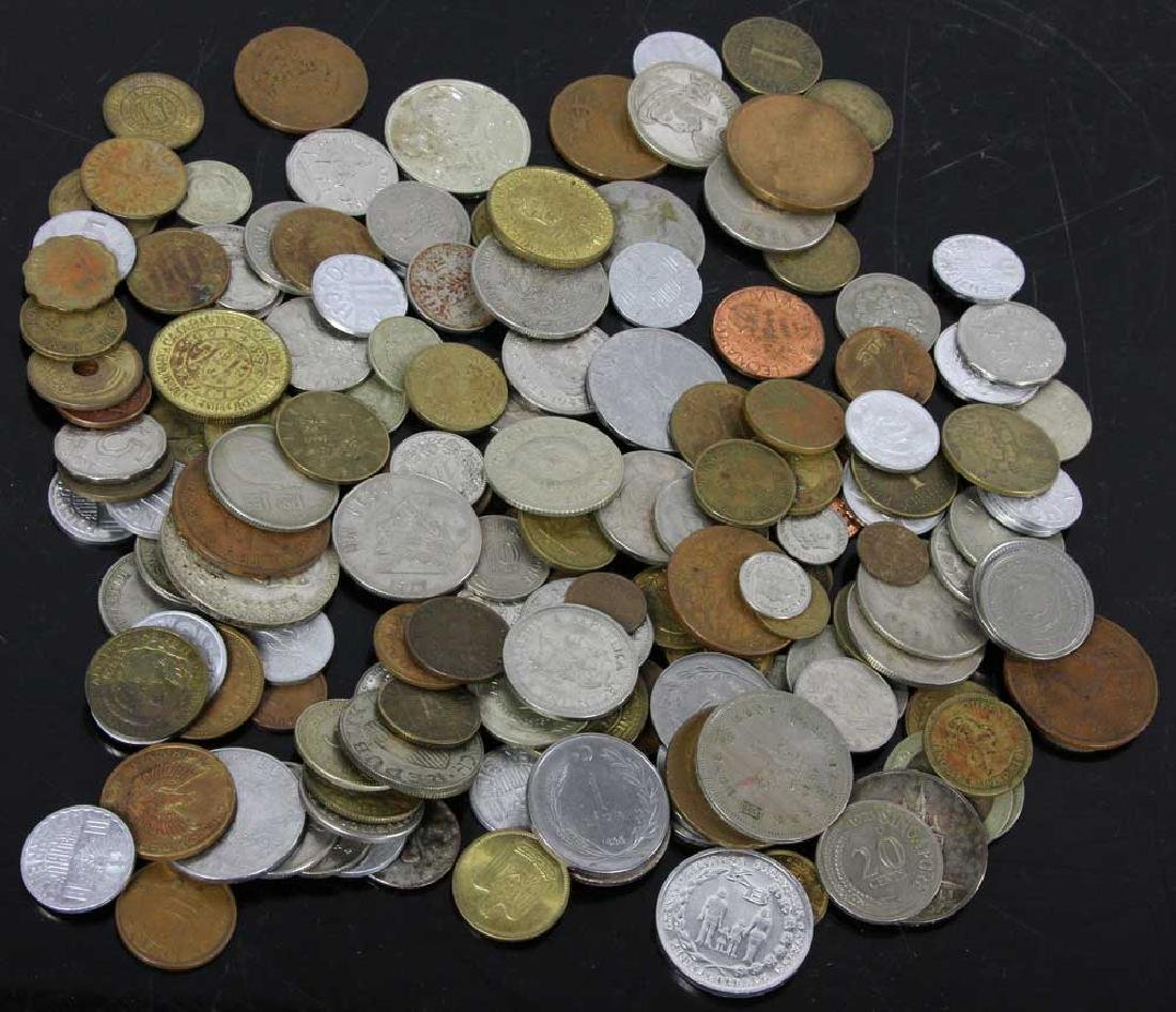 Collection of Foreign Coins