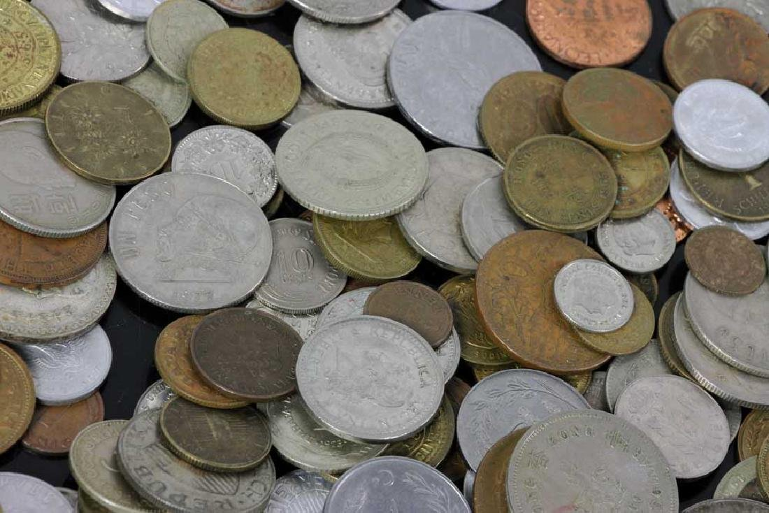 Collection of Foreign Coins - 2