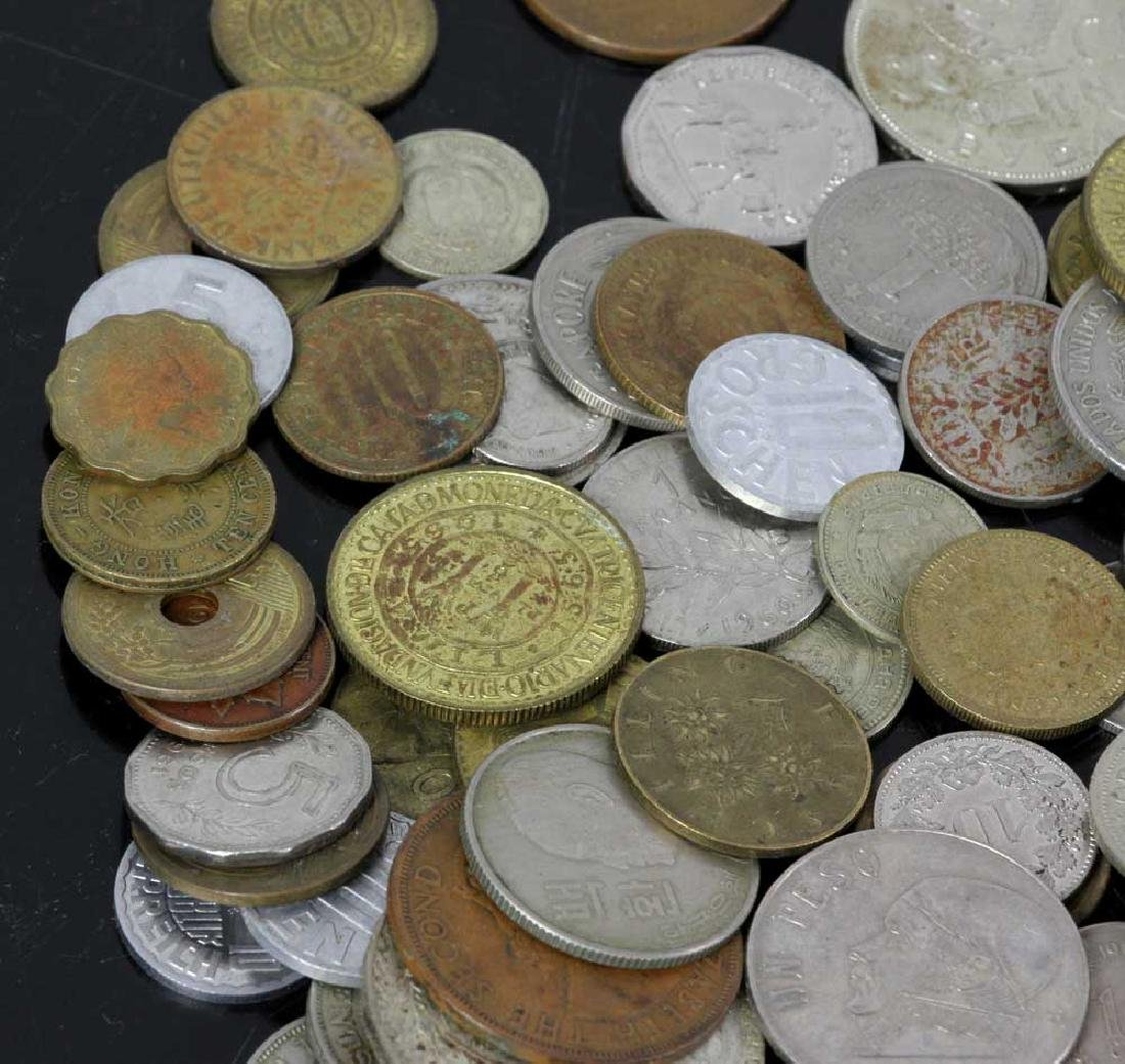 Collection of Foreign Coins - 3