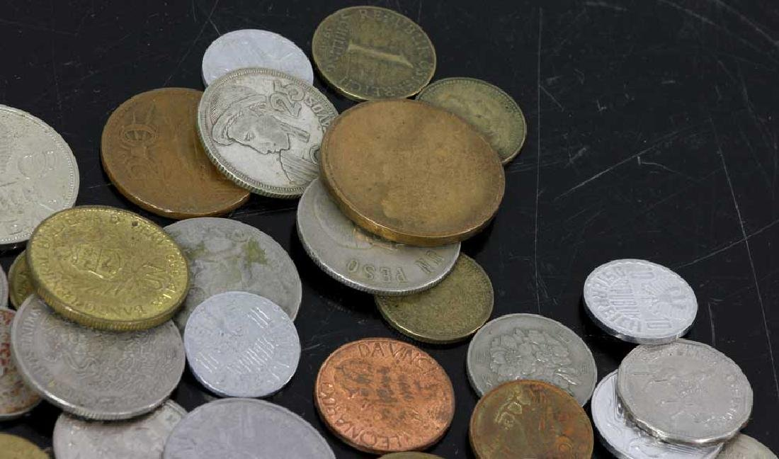 Collection of Foreign Coins - 4
