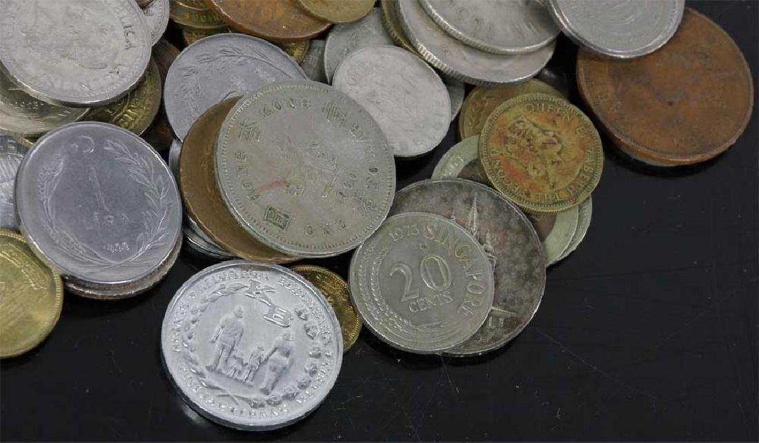 Collection of Foreign Coins - 5