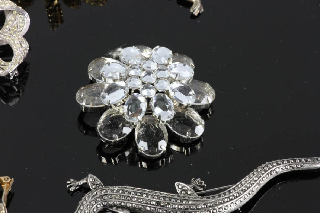 Ten Pieces of Costume Jewelry - 5