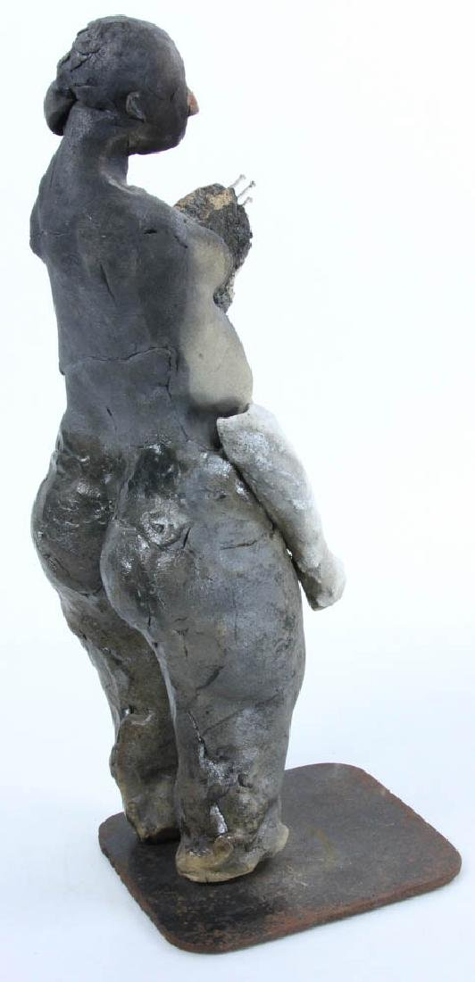 Richard Shrewsbury Ceramic Nude Sculpture - 6