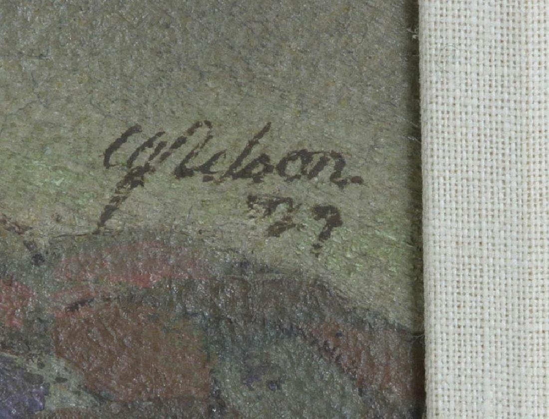 Signed Carl Gustaf Simon Nelson Still Life - 3