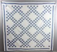 Patchwork Quilt and Crazy Quilt