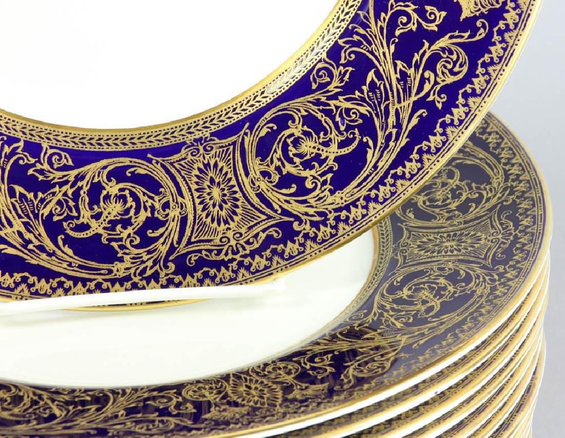 Royal Worcester Embassy Pattern Plates - 3