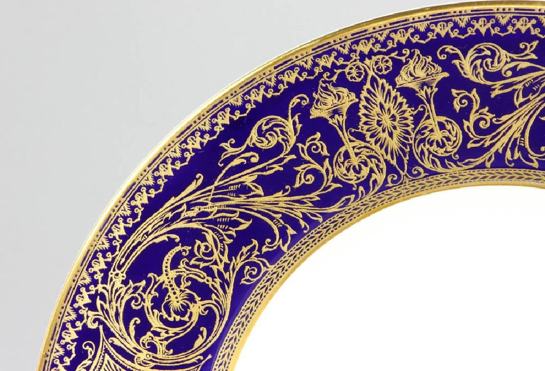 Royal Worcester Embassy Pattern Plates - 4