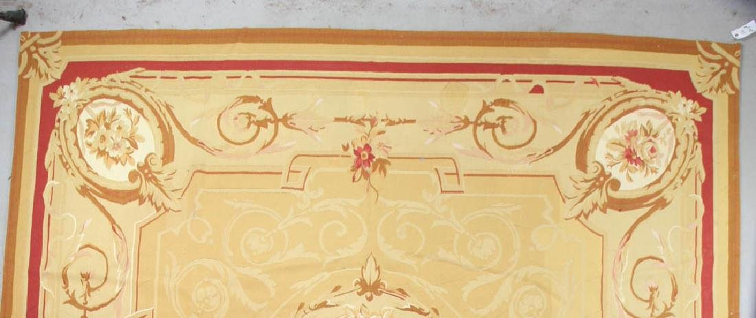 French Aubusson Design Rug - 3