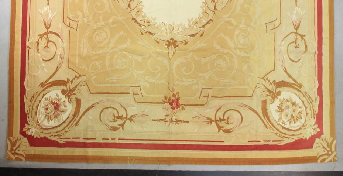 French Aubusson Design Rug - 4