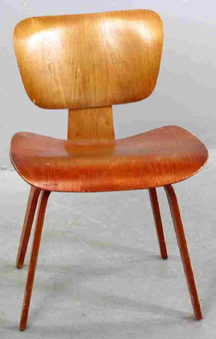 Original 1950s Eames LCW Chair