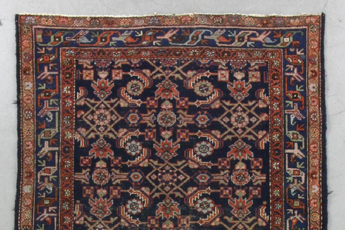 Antique Persian Hamadan Rug - 3