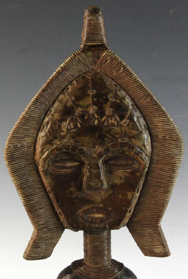 Antique African Mask - 4