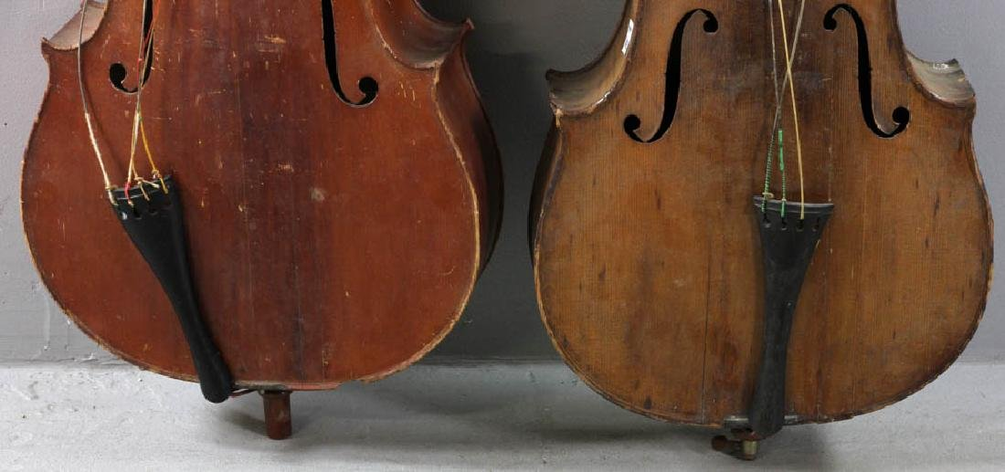 Two Antique Cellos - 5