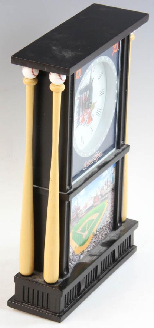 Detroit Tigers Clock - 2