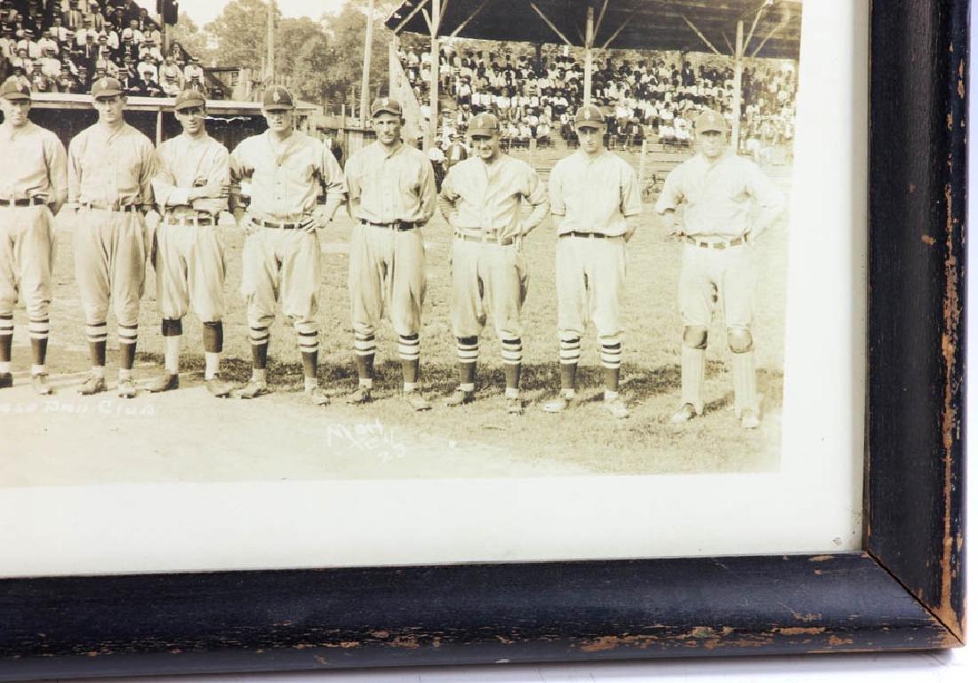 Three Panoramic Baseball Photos - 3