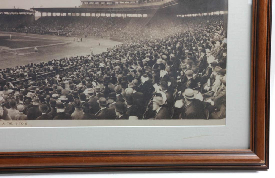 1912 World Series Panoramic Photo - 3