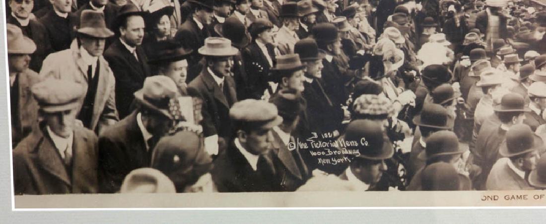 1912 World Series Panoramic Photo - 5