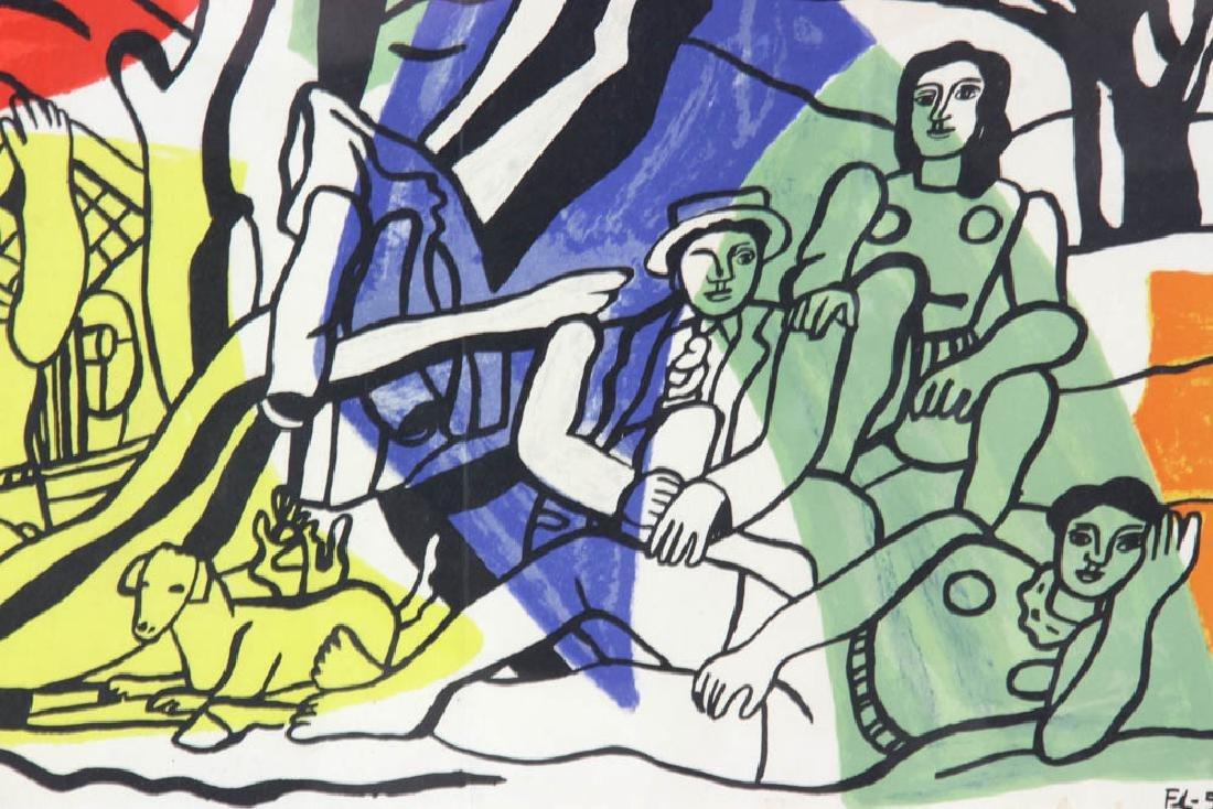 Ferdinand Legere Print - 4