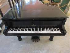 Steinway Model B Concert Grand Piano