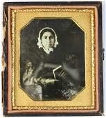 Daguerreotype of African American Woman