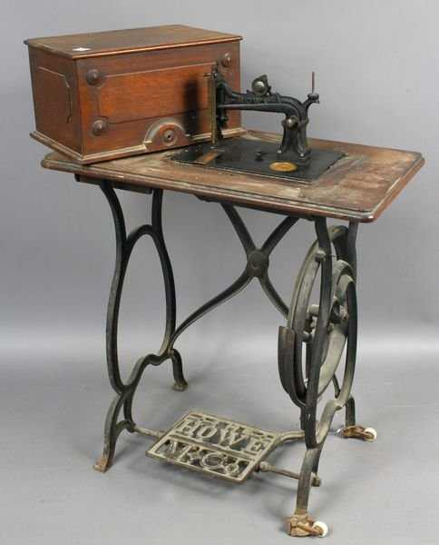 the origin and history of the sewing machine The history of the sewing machine wouldn't exist without the artistry of hand sewing people started sewing by hand some 20,000 years ago, where the first needles were made from bones or animal horns and the thread made from animal sinew.