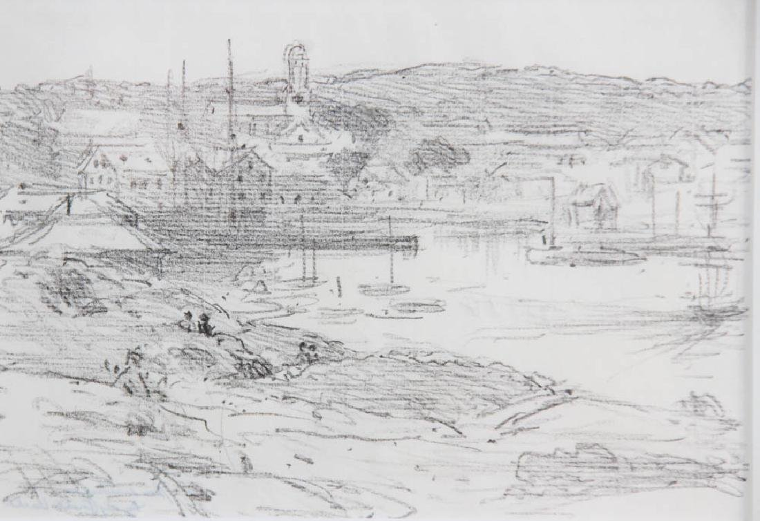 Edward Potthast, Rockport Harbor - 4