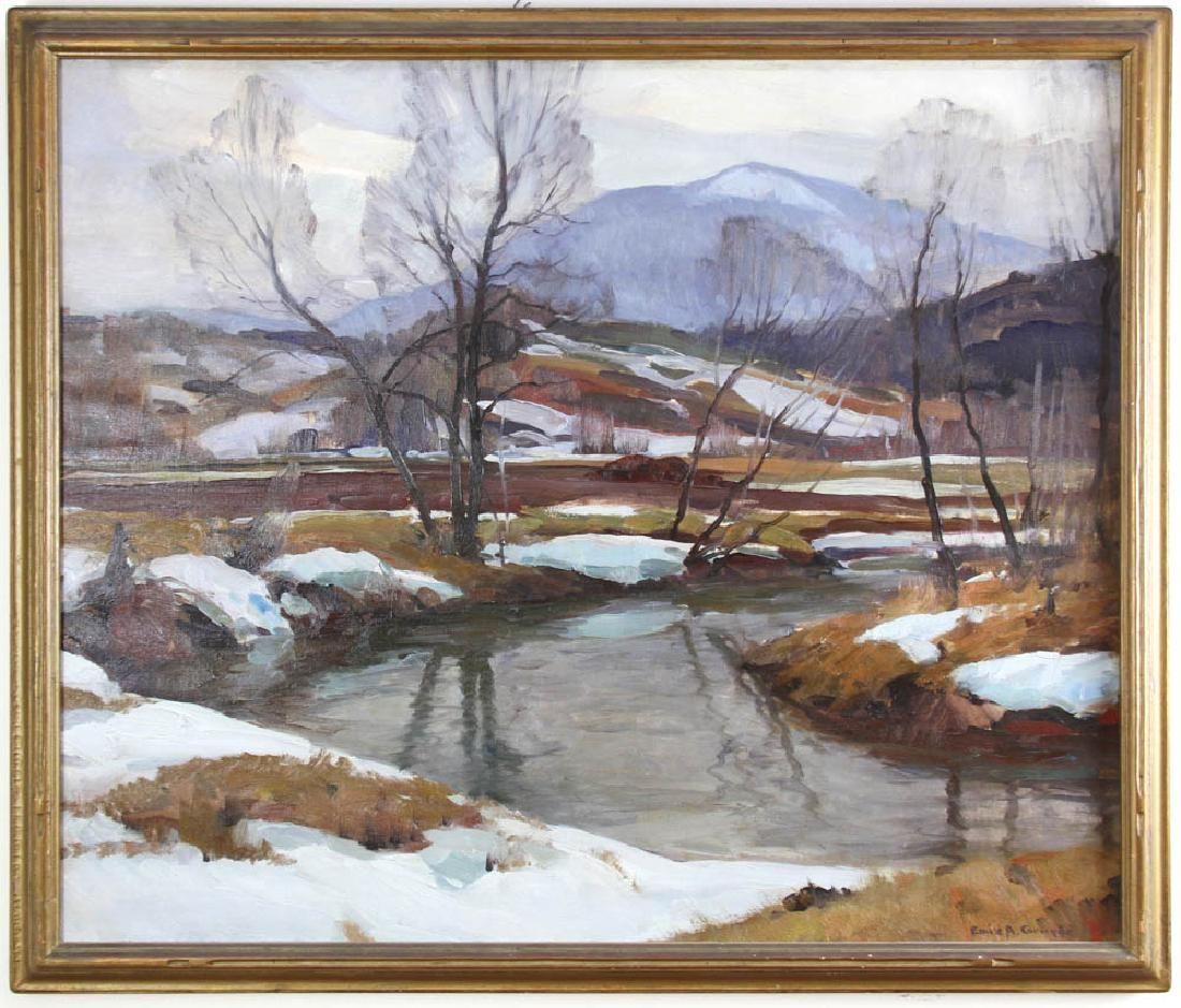 Emile Gruppe, Meadow Stream Vermont