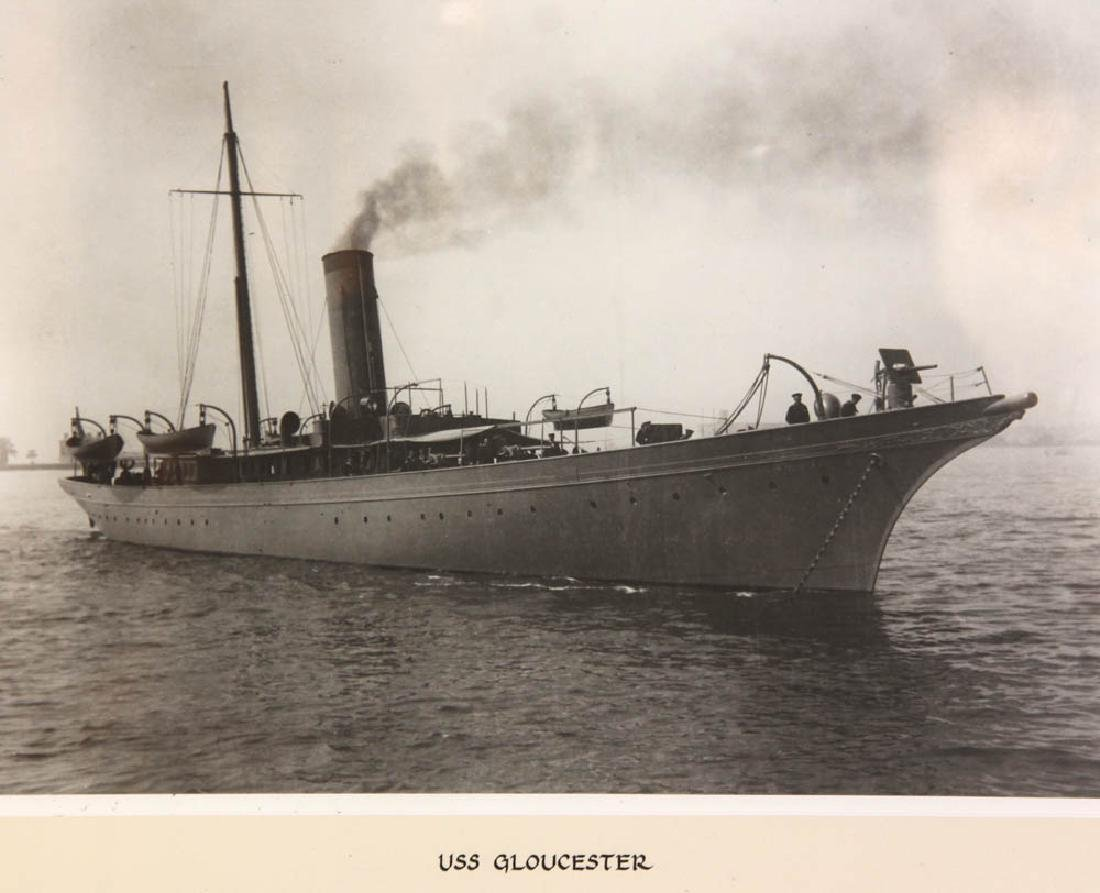 Photograph of the USS Gloucester - 2
