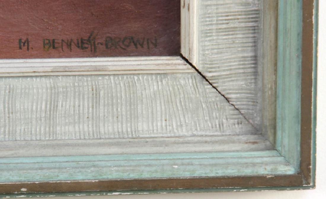 Mae Bennett-Brown, Flowers in Vase - 4