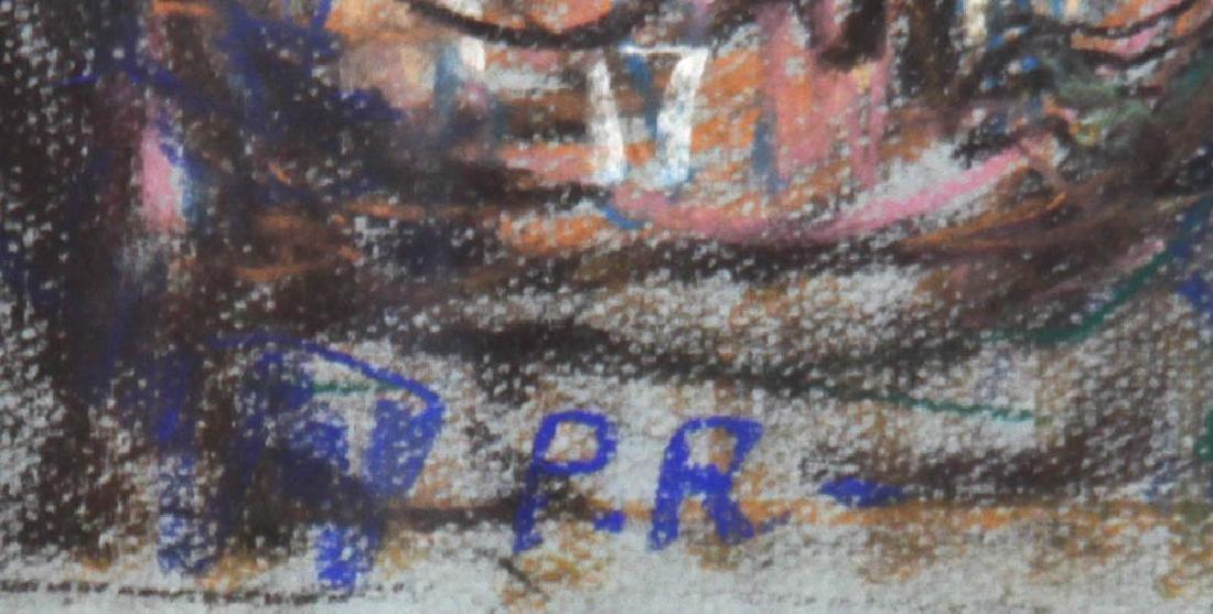 Philip Reisman, Revelry, Pastel - 4