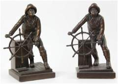 Gloucester Fisherman Bookends