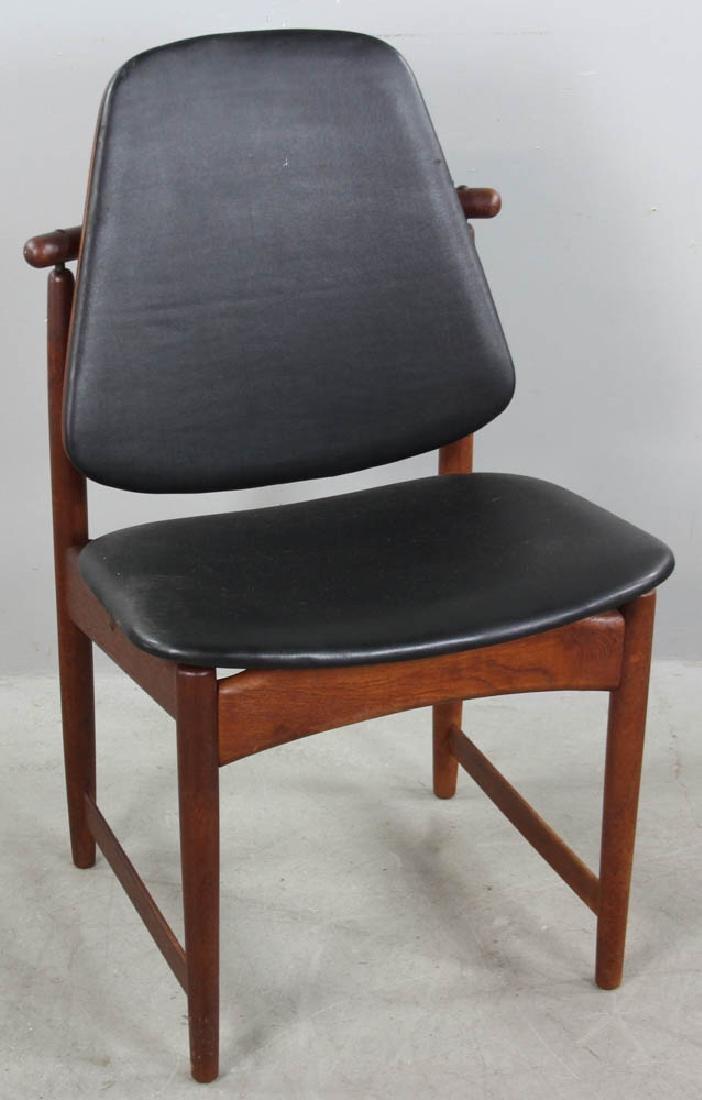 Danish Modern Chairs by Hovmand-Olsen - 2