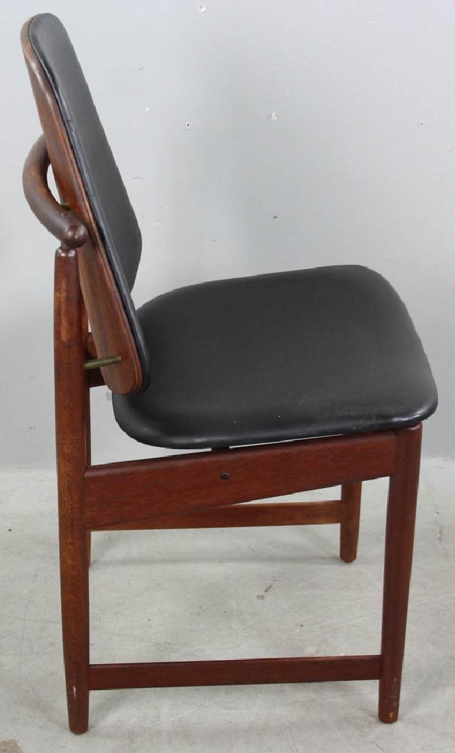 Danish Modern Chairs by Hovmand-Olsen - 3