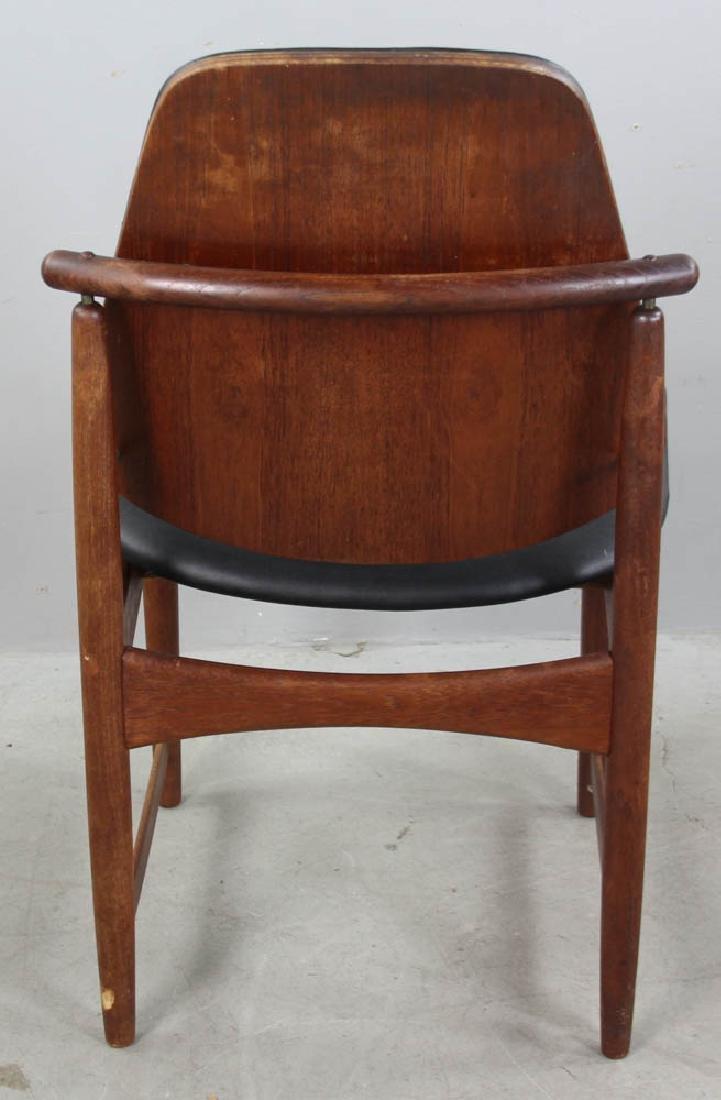 Danish Modern Chairs by Hovmand-Olsen - 4